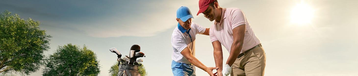 Maak kans op een weekend naar Sylt incl. golfcursus of € 2.000 contant.