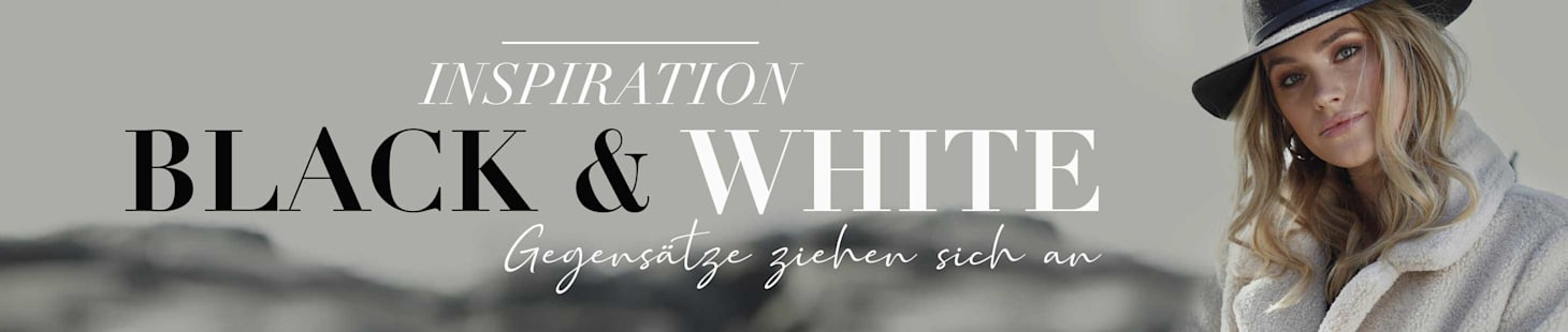 Black & White Damen
