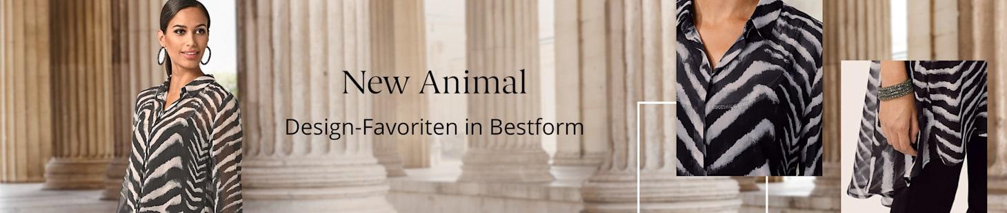 New Animal: Design-Favoriten in Bestform