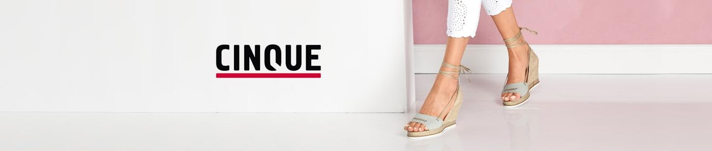 Exclusiv bei Alba Moda: CINQUE