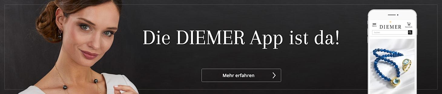 Die DIEMER App ist da