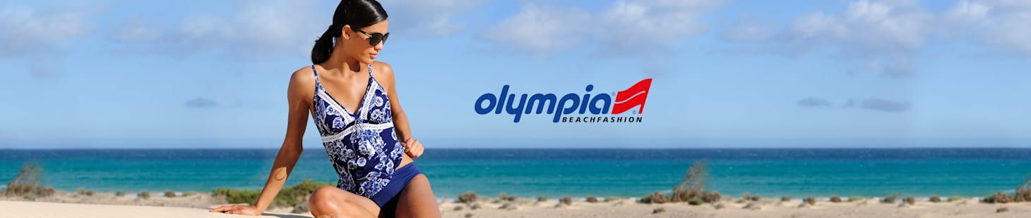 Exclusiv bei Alba Moda: OLYMPIA