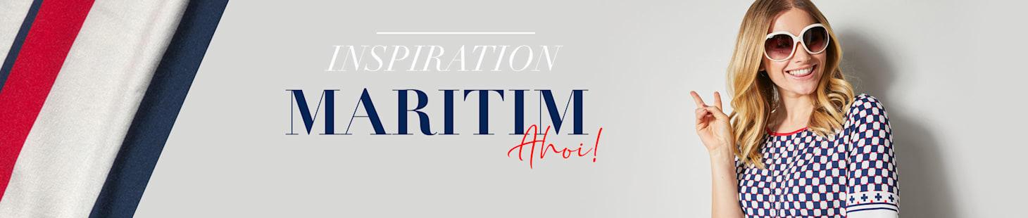 Maritime Mode für Damen