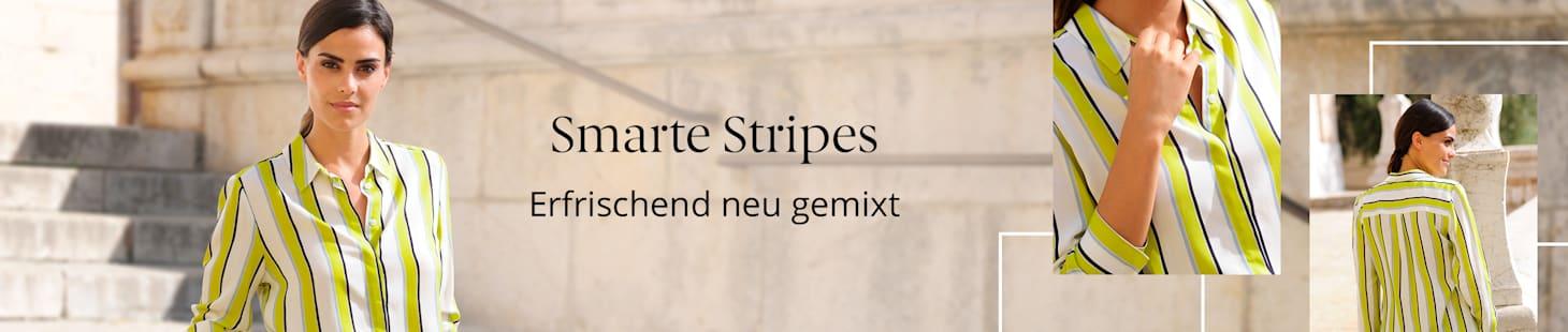 Smarte Stripes: Erfrischend neu gemixt