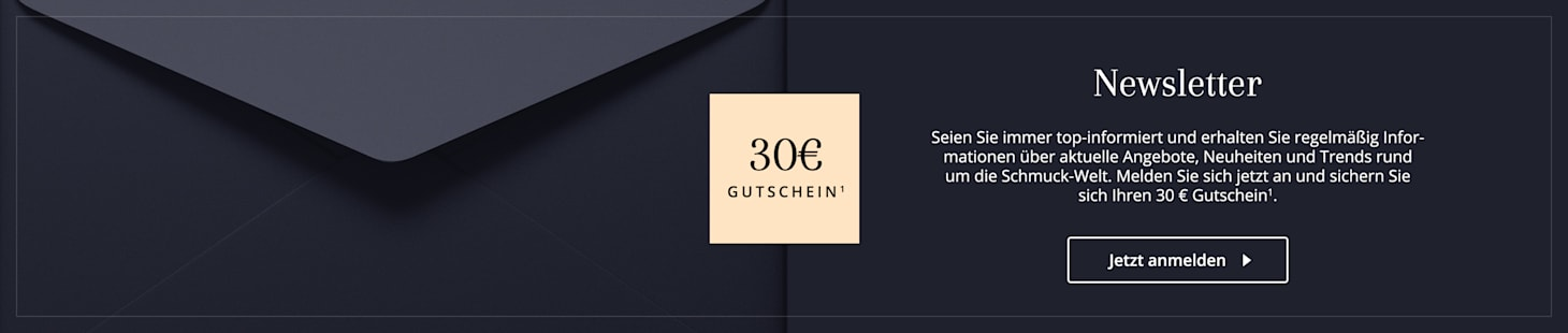 Newsletter Anmeldung 30€