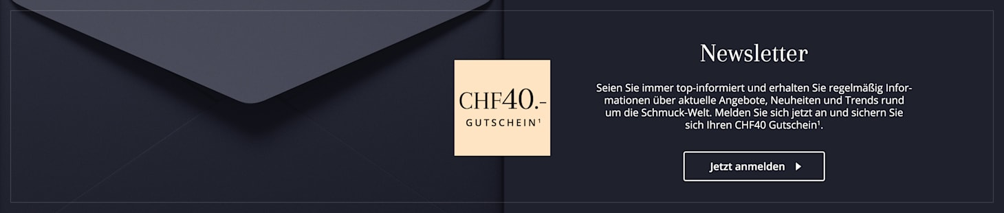 Newsletter Anmeldung CHF40