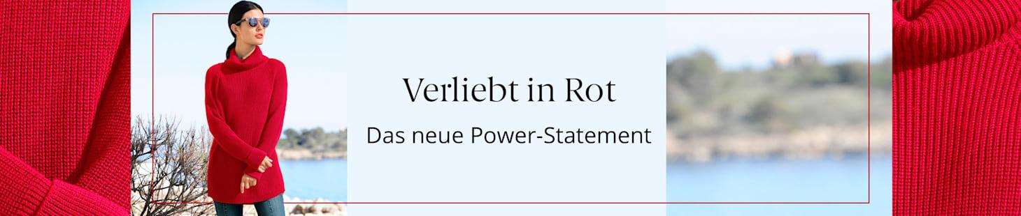 Verliebt in Rot   Das neue Power-Statement