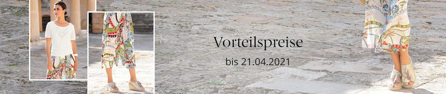 Jubiläums-Vorteilspreise bis 21.04.2021