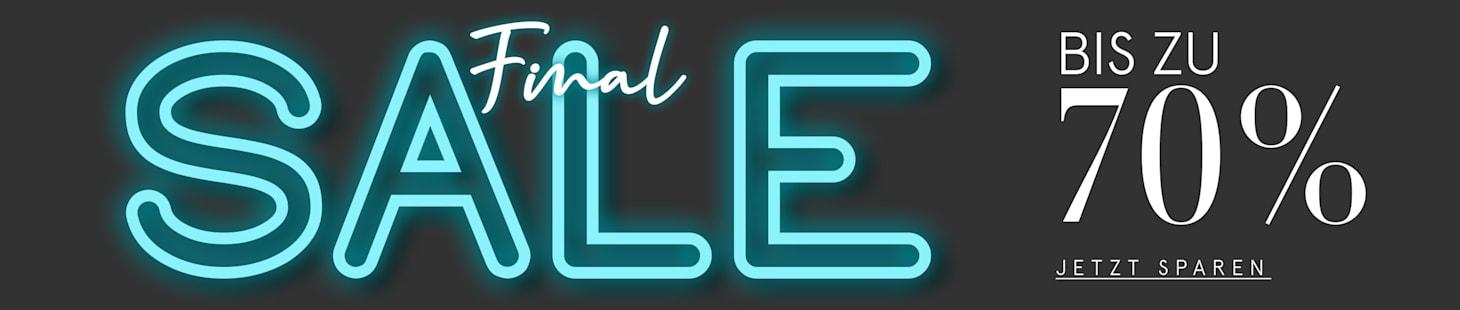 Final Sale bis zu 70% sparen
