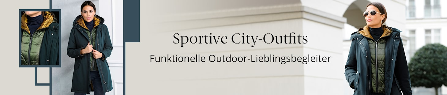 Sportive City-Outfits