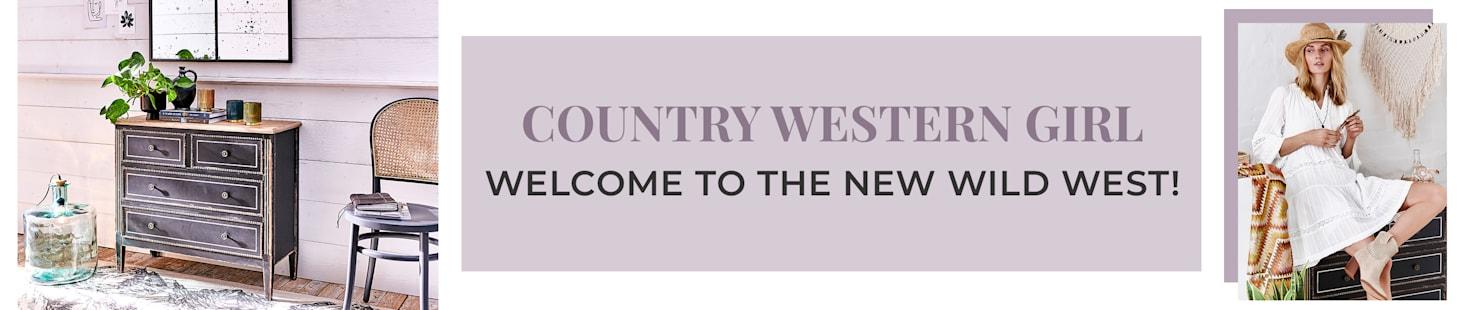 COUNTRY WESTERN GIRL -  Jetzt entdecken