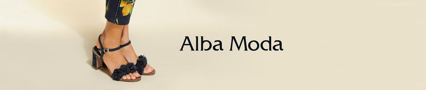 Erleben Sie Schuhe von Alba Moda