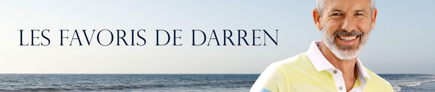 Les favoris de Darren