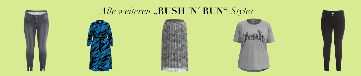 Weitere Rush ´n´ run Styles