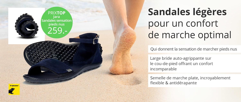 Sandales – le confort à toute épreuve   WELLSANA
