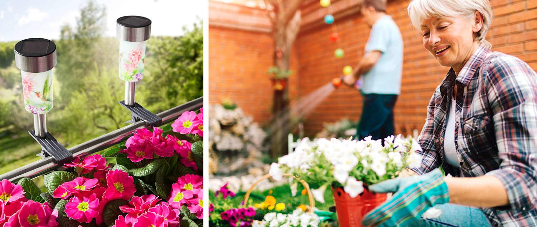 Wellsana Aktivitäten draussen Garten