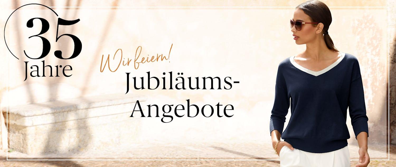 Jubiläums-Angebote