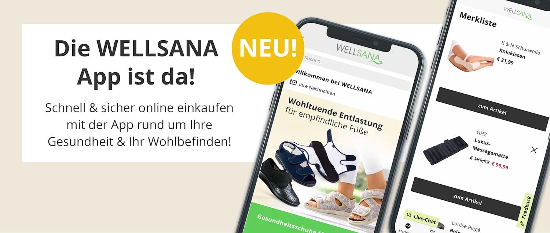 Wellsana App