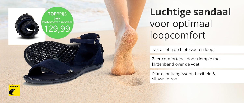 Sandalen van hoge kwaliteit | WELLSANA