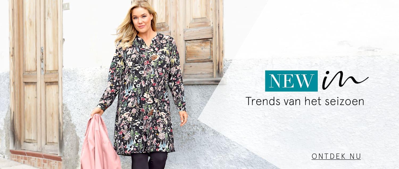 NEW IN Trends van het seizoen