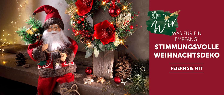 Weihnachten - Weihnachtsshop