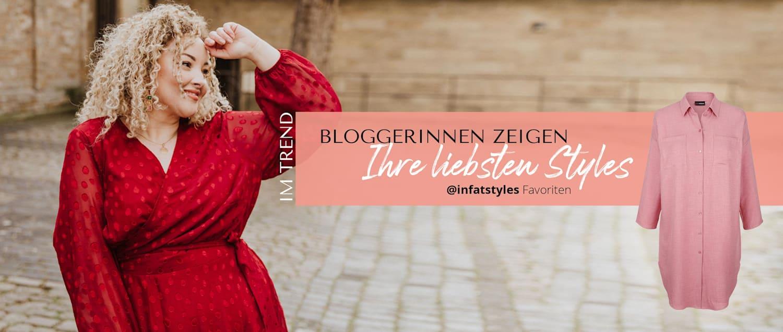MIAMODA Grosse Grössen Blogger-Looks