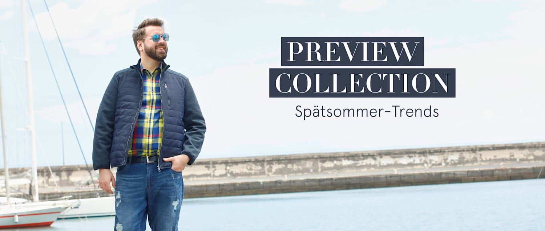 Preview Collection Herren