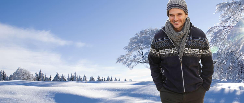 Wintermode: warme Mode für kalte Tage