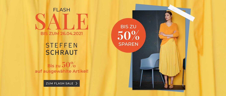 FLASH SALE - Bis zu 50% auf ausgewählte Steffen Schraut Artikel!