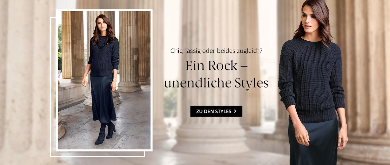 Ein Rock - unendliche Styles