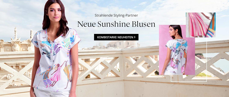 Neue Sunshine Blusen