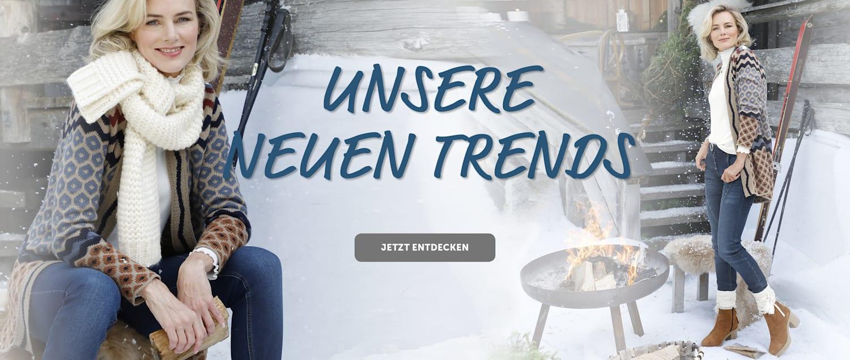 Neue Damen Trends