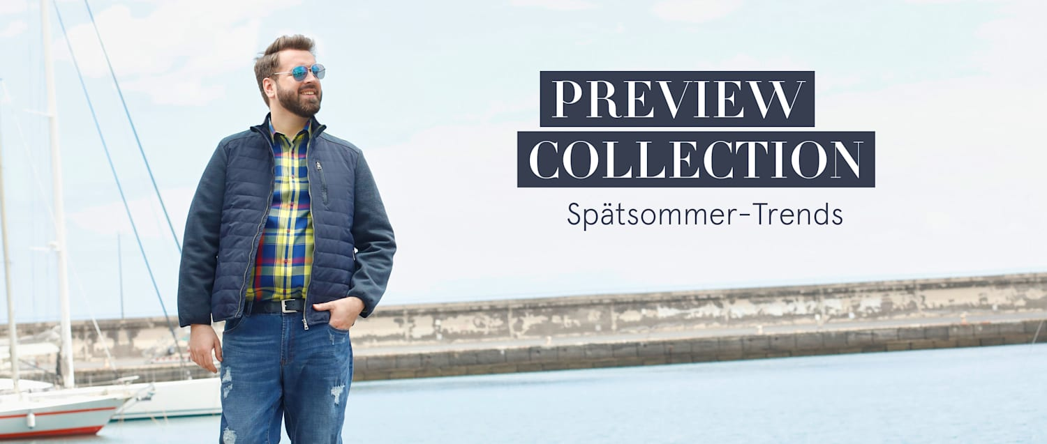 Preview Collection Herren