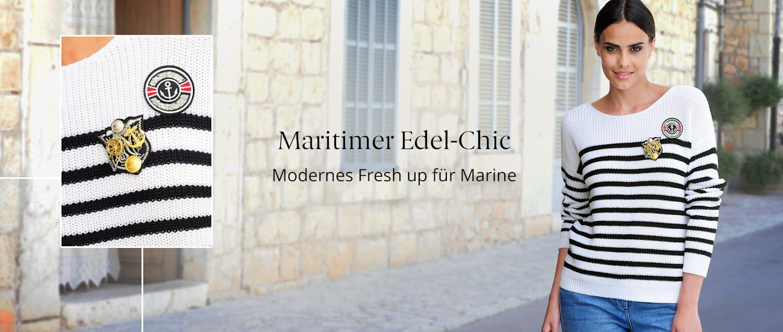 Maritimer Edel-Chic