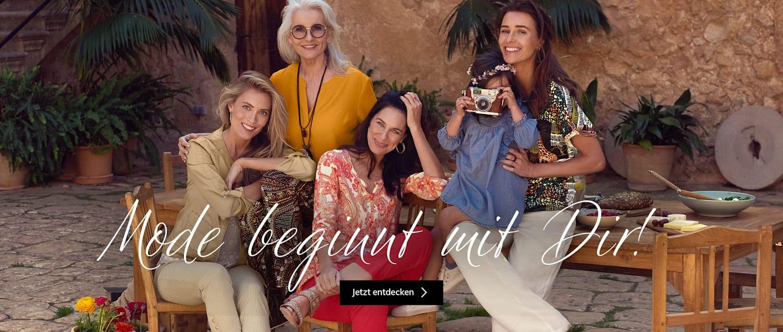 Mode beginnt mit dir