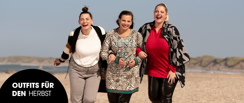 Bloggerin Silvana Denker präsentiert ihre Outfits