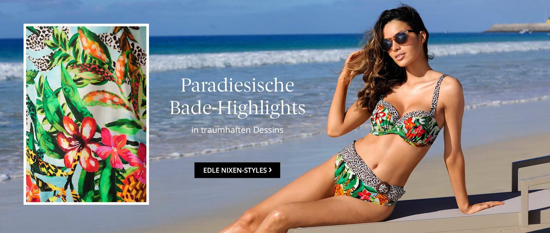 Paradiesische Bade-Highlights