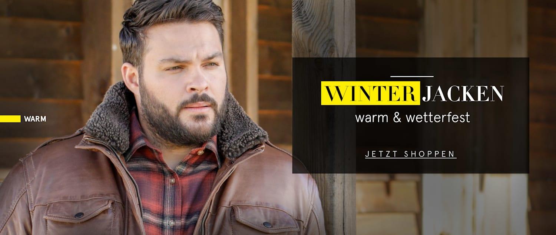 Winterjacken Herren