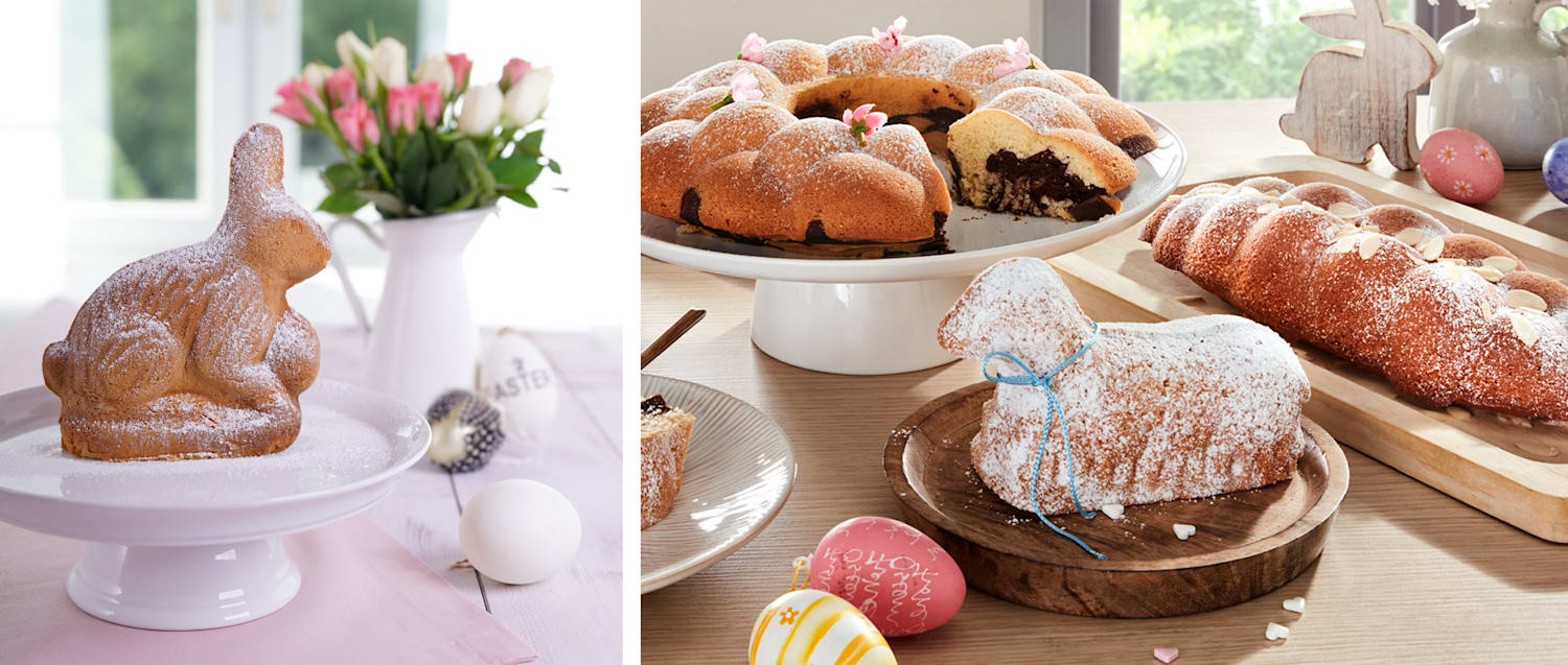 WELLSANA Backen zu Ostern