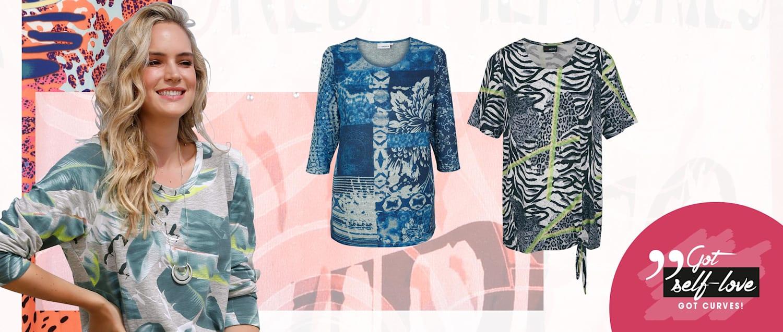 xxl mode online kaufen | Übergrößen mode bei miamoda