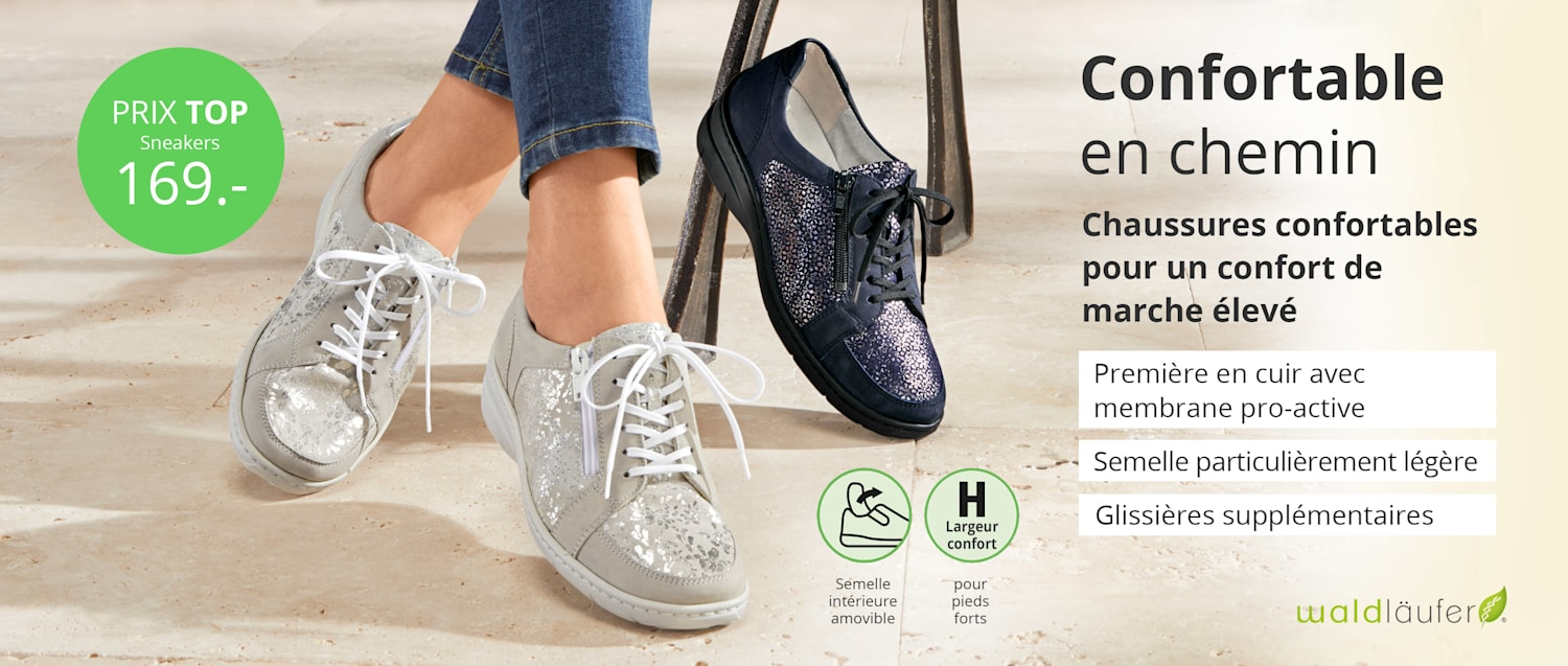 Wellsana chaussures confortables