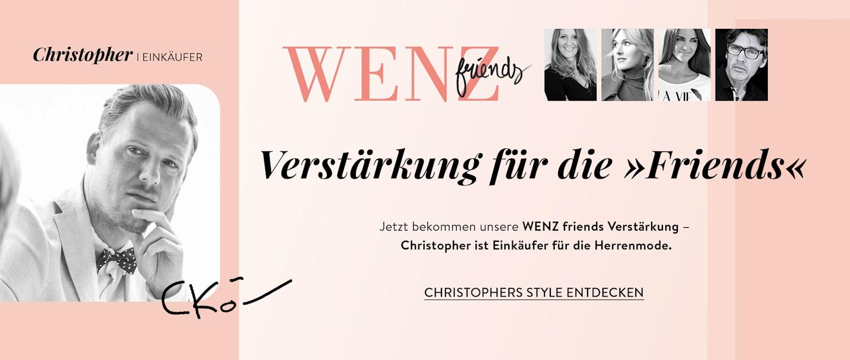 Home_FS21_KW15_Mainteaser_WenzFriend_Christopher