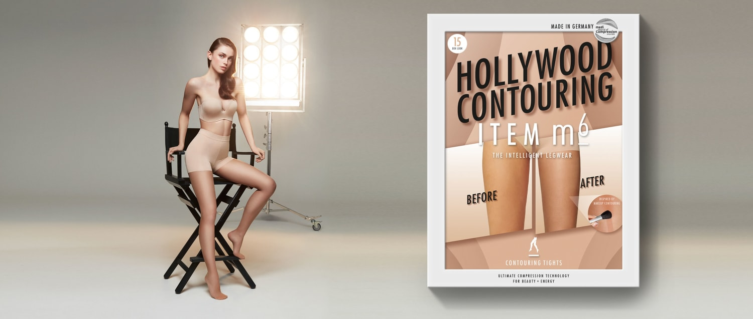 ITEM m6 Hollywood contouring