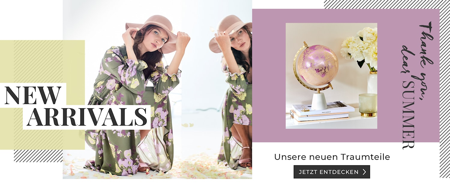 Unsere New Arrivals