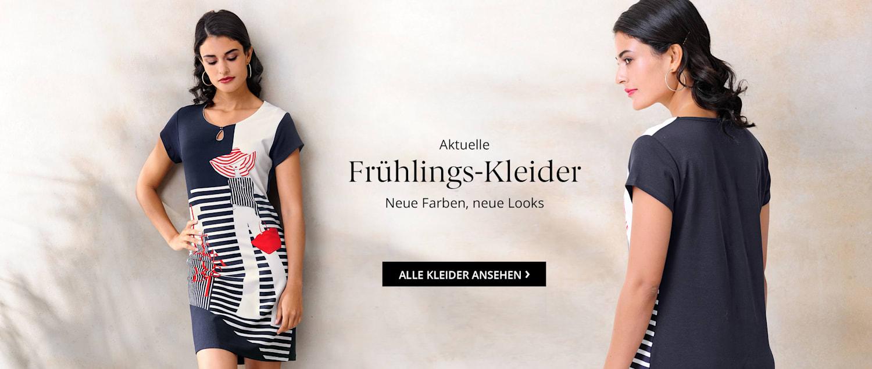 Neue Kleider zum Verlieben bei Alba Moda entdecken