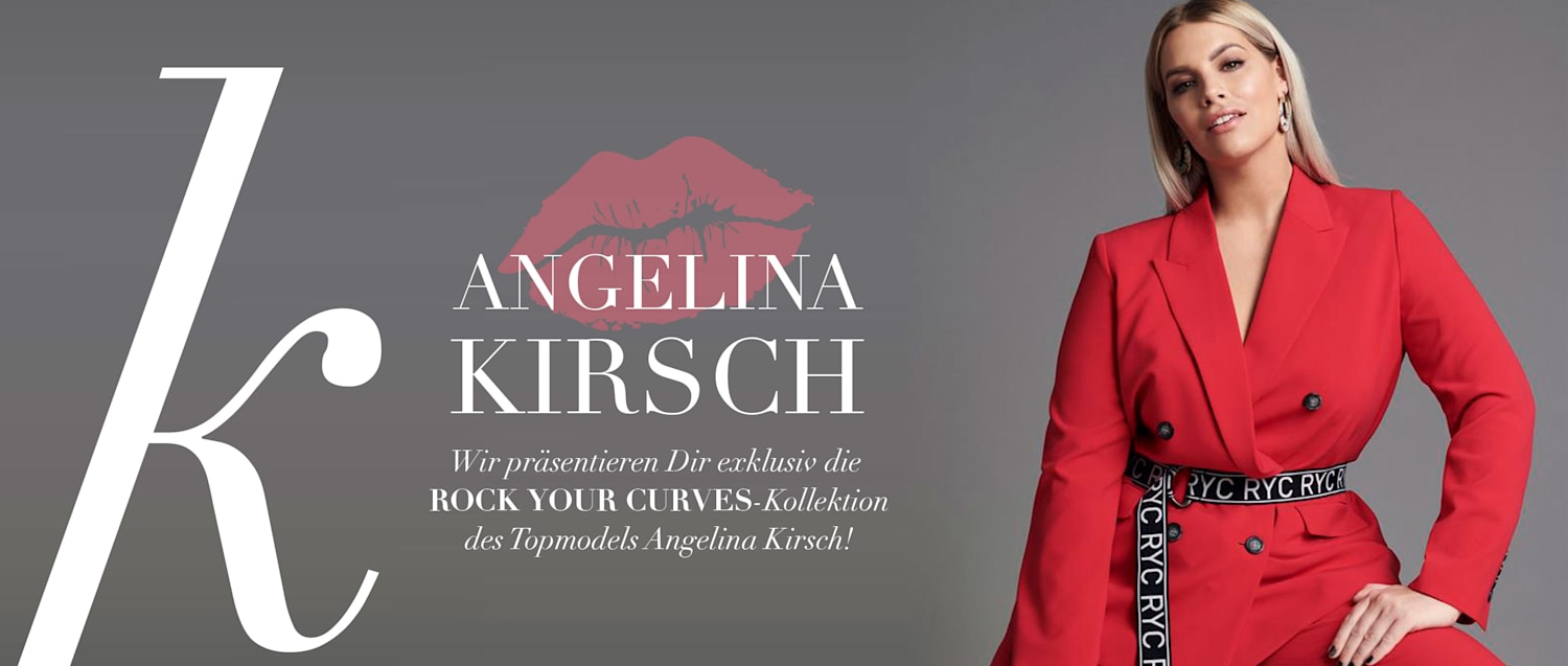 Rock your curves Angelina Kirsch