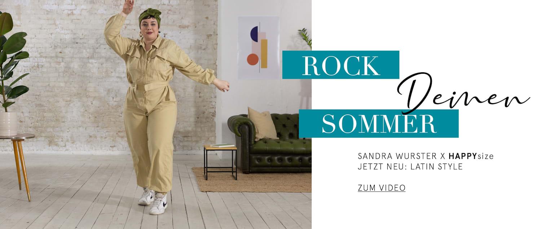 Rock Deinen Sommer mit unserem neuen Tanzvideo Latin Style