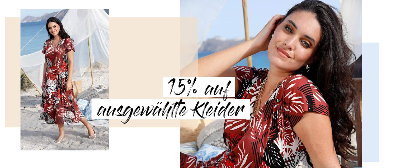 MIAMODA Große Größen 15% auf ausgewählte Kleider