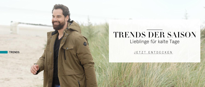 Trends der Saison Herren