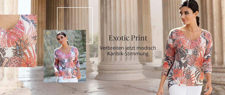 Exotic Print